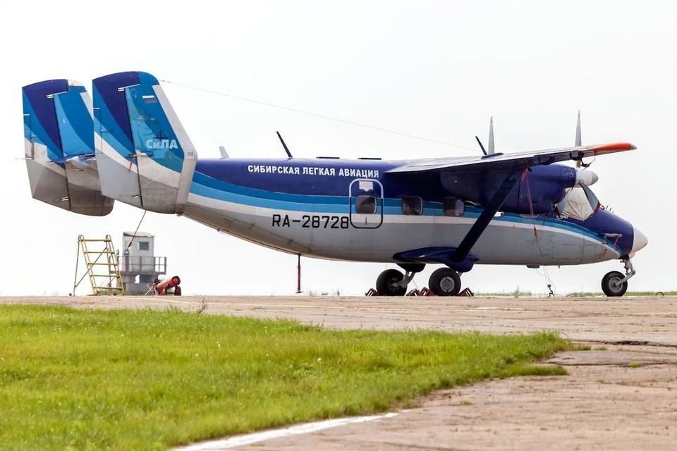 В Следственном комитете рассказали, что могло стать причиной аварийной посадки Ан-28. Фото: фото: vk.com/sila_avia