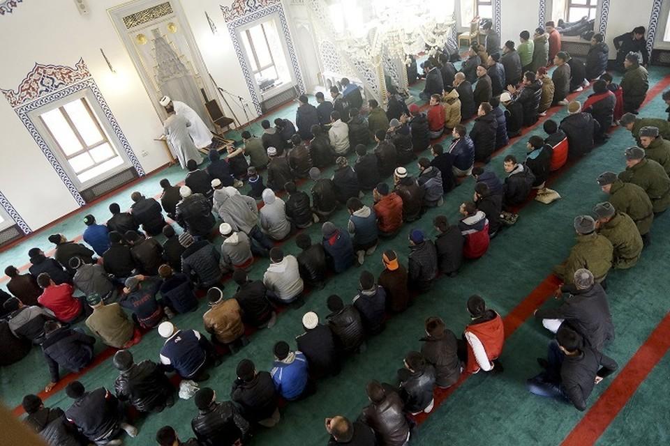 В этому году мечети будут закрыты