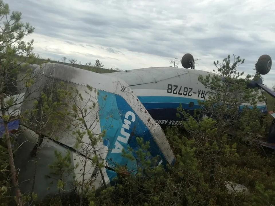 """Двенадцать пассажиров """"Ан-28"""" вертолет доставил в Корнилово, 6 человек добираются в город автобусом. Фото ГУ МЧС России по Томской области."""