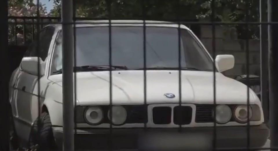 Та самая машина, в которой умер 9-летний мальчик