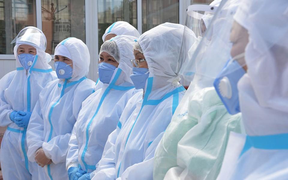 Медики выявили новые случаи заражения коронавирусом.