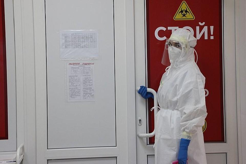 В Приморье пациенты продолжают гибнуть от коронавируса.