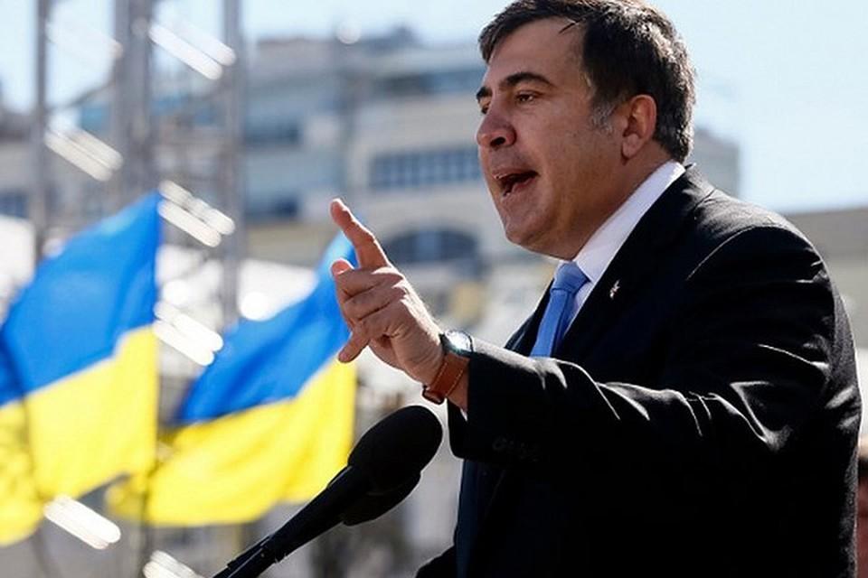 Экс-президент Грузии и бывший губернатор Одесской области ударился в воспоминания