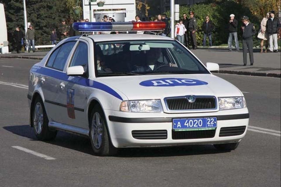 Авария произошла на трассе Барнаул-Бийск