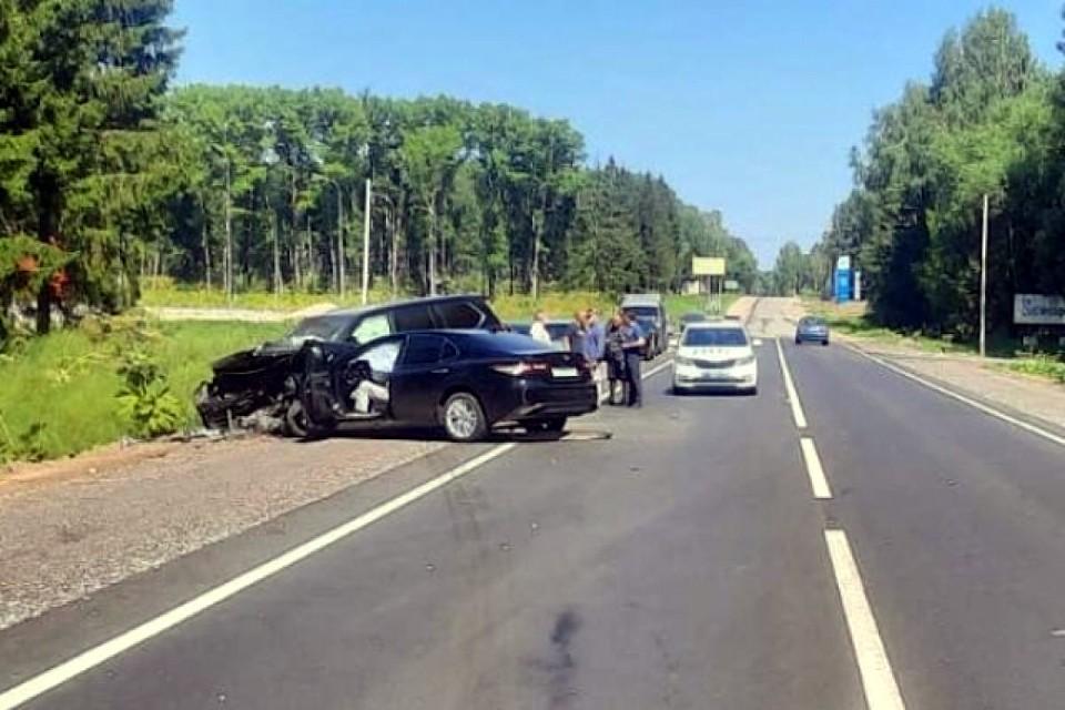 В аварии погиб водитель. Фото: УГИБДД России по Тверской области
