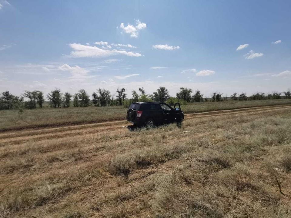 Тело человека было найдено в автомобиле