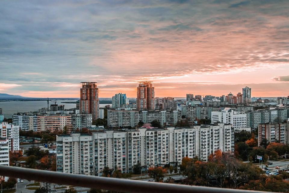 Лидер по количеству обращений – Хабаровск.