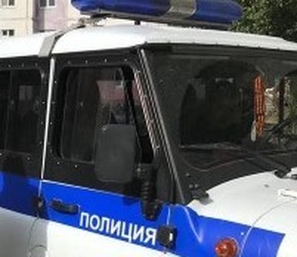 Полицейский спас от гибели жительницу Излучинска Фото: Пресс-служба УМВД ХМАО-Югры