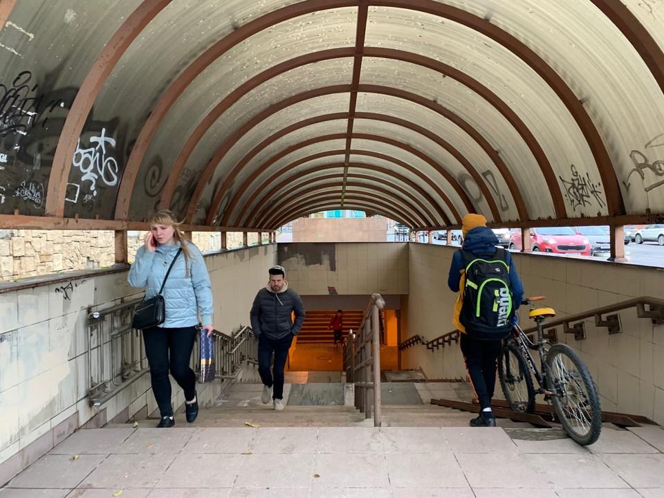 В Смоленске появится первая станция виртуального туристического метро.
