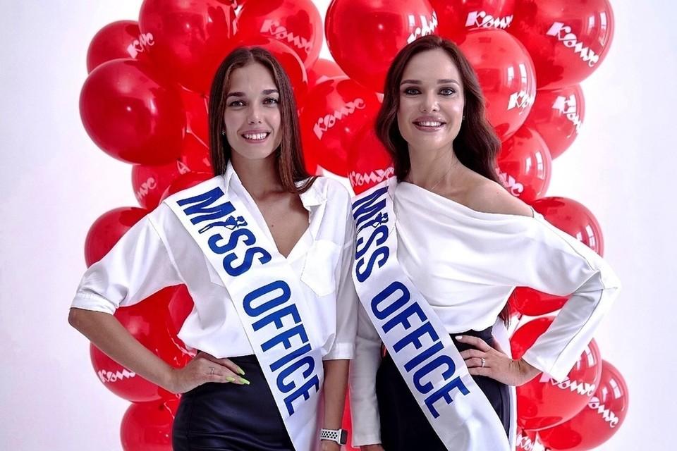 Мария Каннуникова (слева) и Алена Рогозянская надеются, что смогут побороться за главную корону.