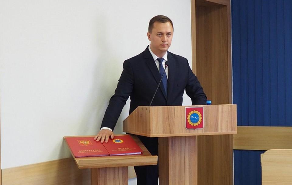 Владимир Забураев. Фото: пресс-служба администрации Краснодарского края