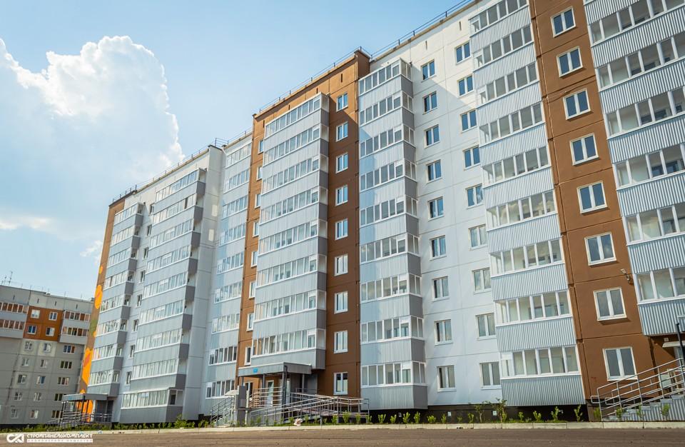 Всего в этом квартале будет проживать 600 семей. Фото: «СтройПанельКомплект»