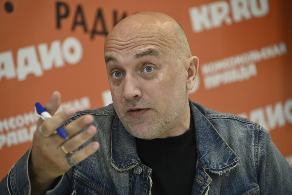 Захар Прилепин будет в Волгограде 22 и 23 июля