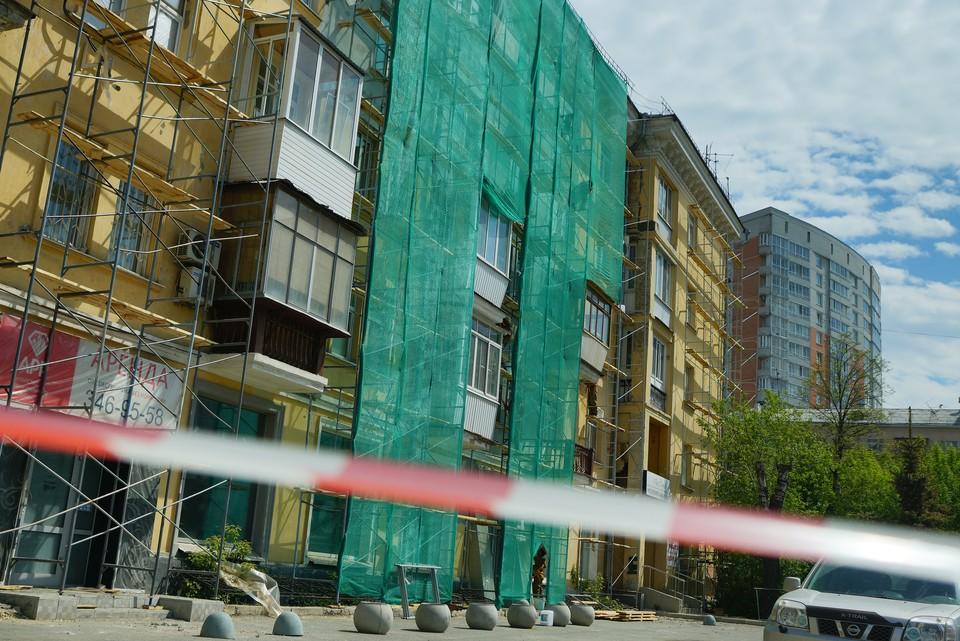 Из-за проблем с подрядчиками ремонт может затянуться в 24 домах