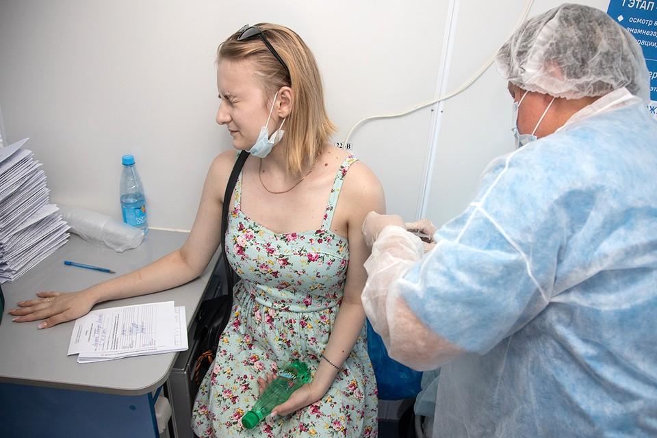Для того, чтобы коллективный иммунитет был сформирован, необходимо, чтобы напряженный иммунный ответ был примерно у 80 – 85% граждан.