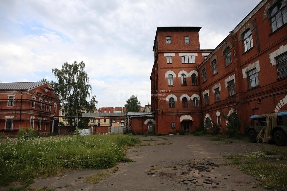 Завод в Кронштадте продают за полмиллиарда рублей. Фото: РАД