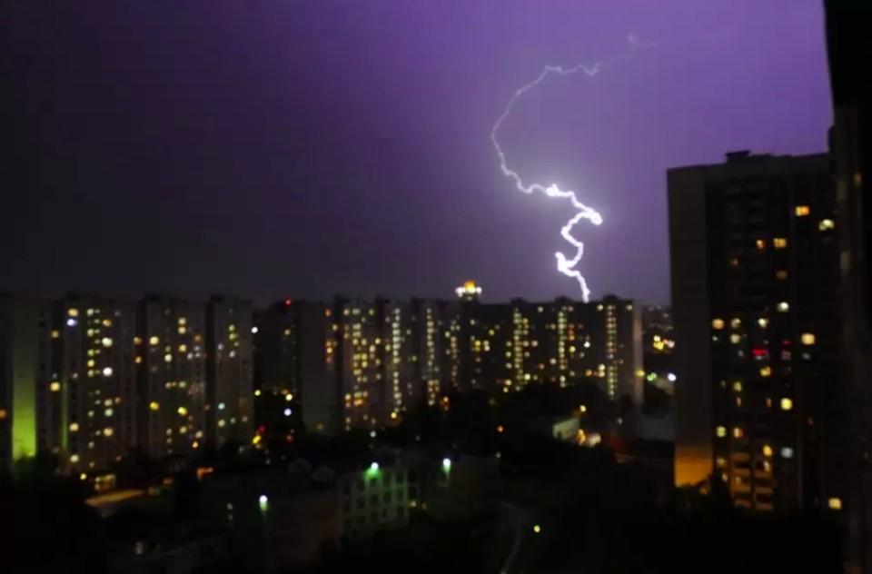 Грозы, ливни и усиленный ветер пройдут местами в Нижегородской области 20 июля