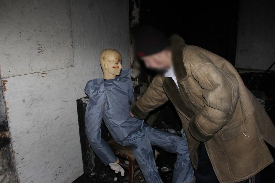 В Орле дело мужчины, забившего до смерти пожилого отца, передали в суд. Фото: СУ СК России по Орловской области
