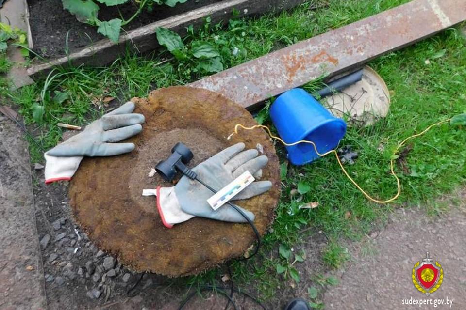 Рыбак в Ветковском районе добывал червей и умер. Фото: sudexpert.gov.by