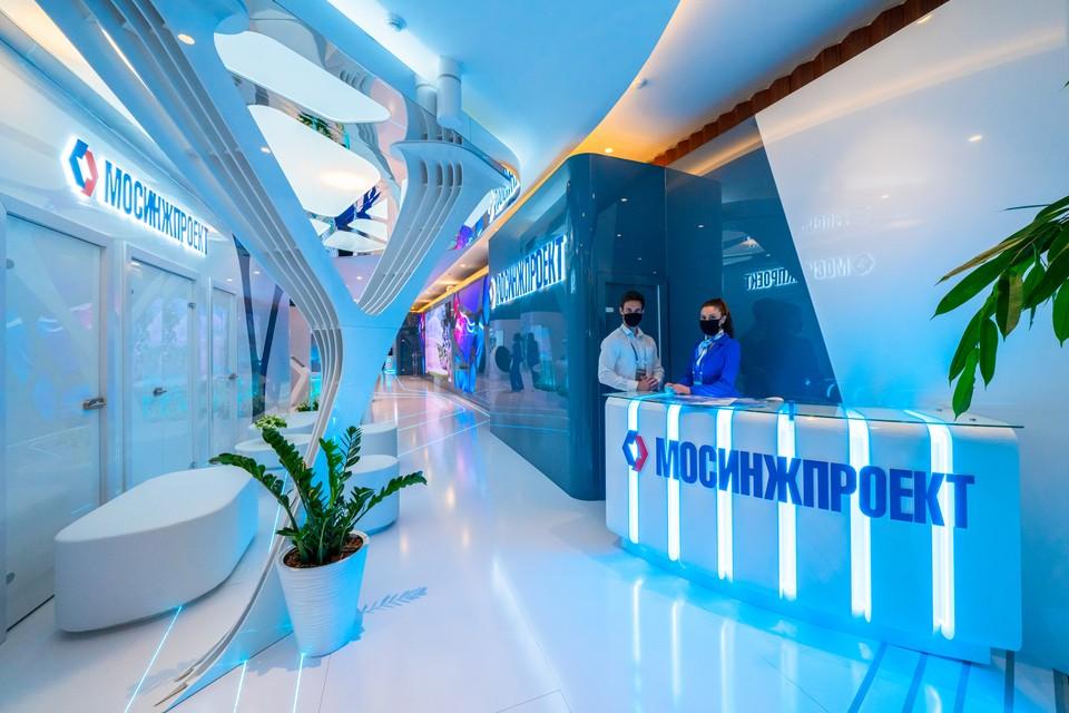 Лидер строительного рынка столицы - инжиниринговый холдинг «Мосинжпроект» - по традиции ежегодно представляет свои главные проекты на Московском урбанистическом форуме.