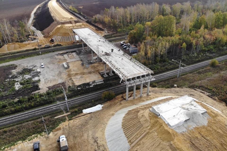 Цены растут - рязанские строители пока не сдаются. Фото: сайт регионального минтранса.