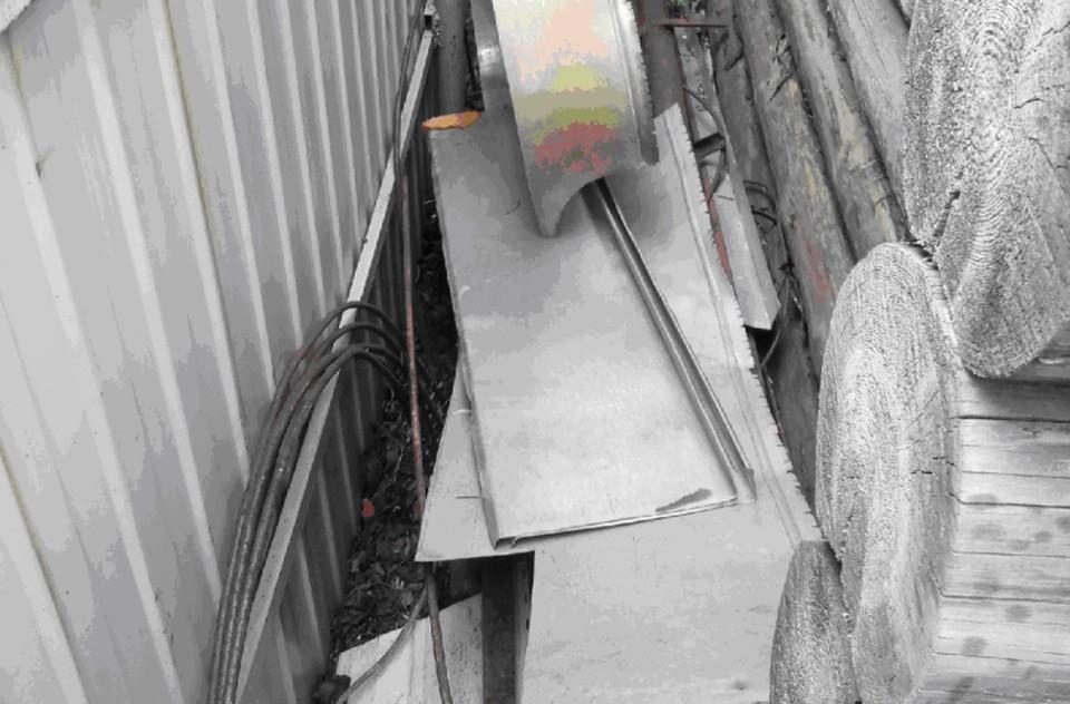 За кражу металлических труб с чужого дачного участка задержали молодых людей из Лянтора Фото: ОМВД России по Сургутскому району