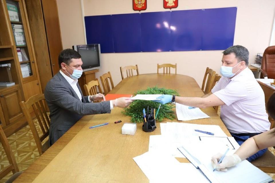 Фото: Евгений Первышов