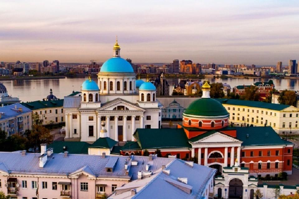 Разрушенный в 1939 году Собор был полностью воссоздан. Фото: tatmitropolia.ru