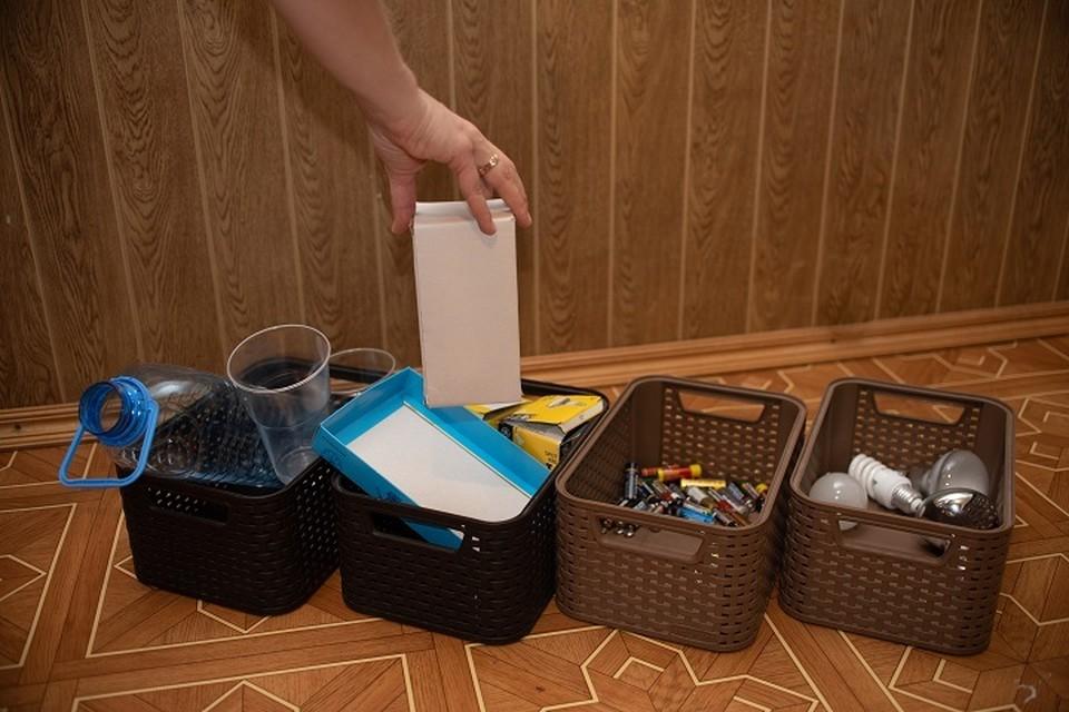 В Екатеринбурге до 28 июля будут работать передвижные пункты приема опасных отходов