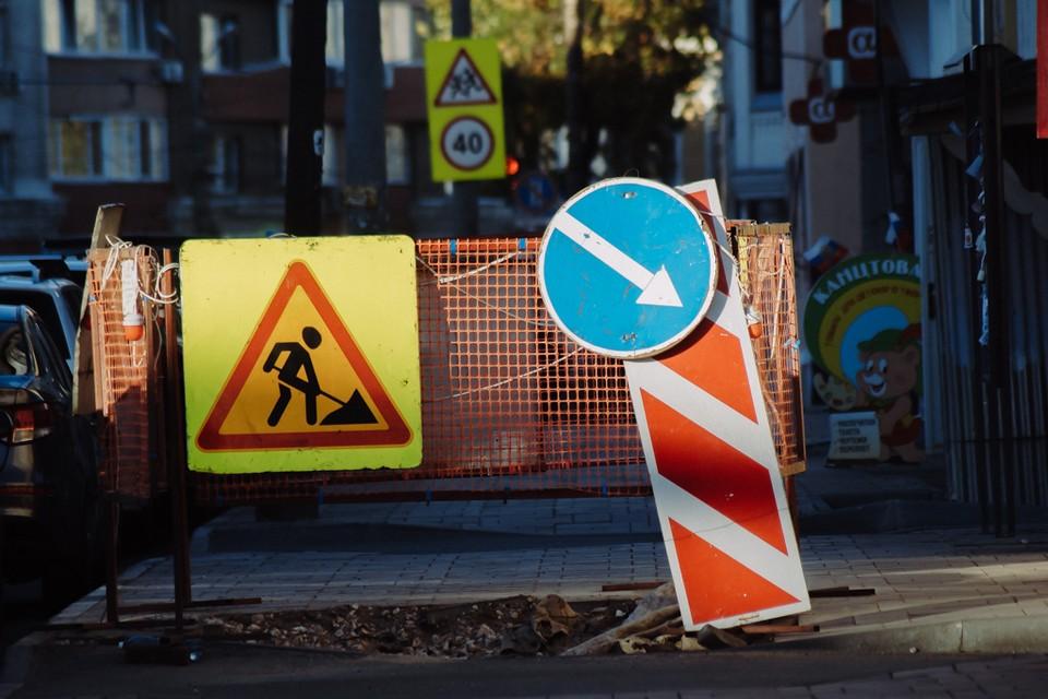 """В Самаре ходят достроить магистраль """"Центральную"""""""