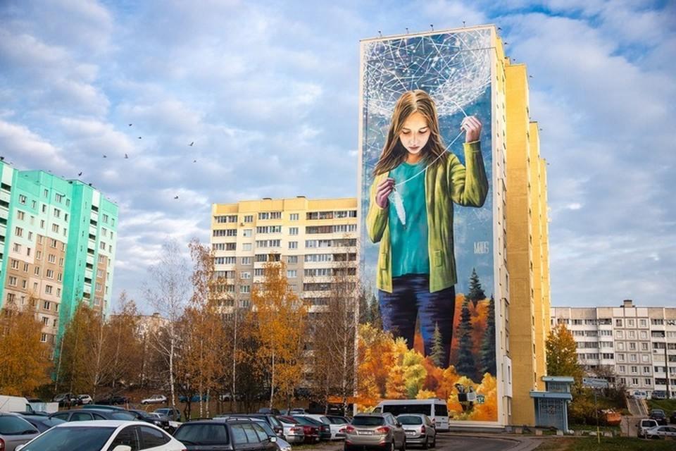 В Минске за нелегальные граффити будут взыскивать ущерб в стократном размере. Фото: А1
