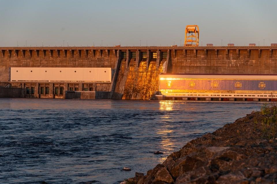 Богучанская ГЭС увеличила выплату налогов в первом полугодии 2021 года
