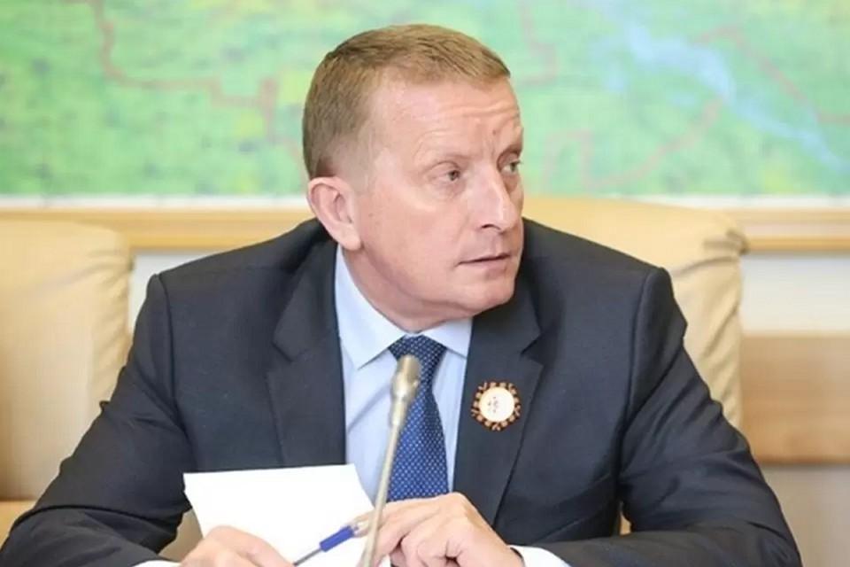 Сергей Горбань занимал пост сити-менеджера с 2014 по 2016 годы. Фото: Правительство РО