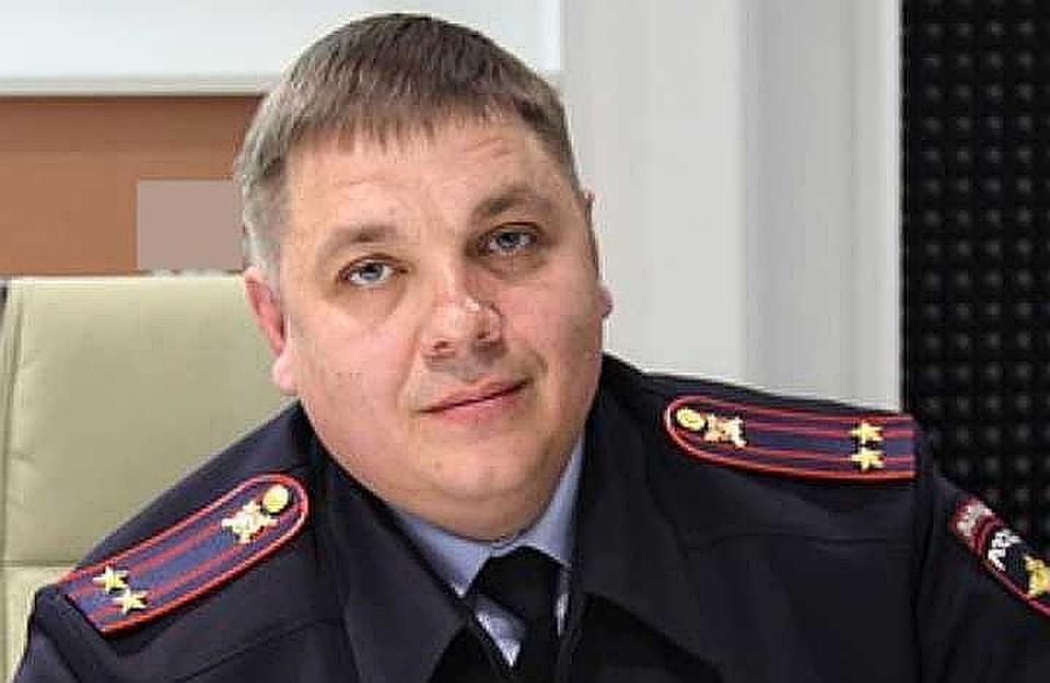 Игорь Качкин, похоже, не удержится и на посту начальника тыла ОМВД по Панинскому району.
