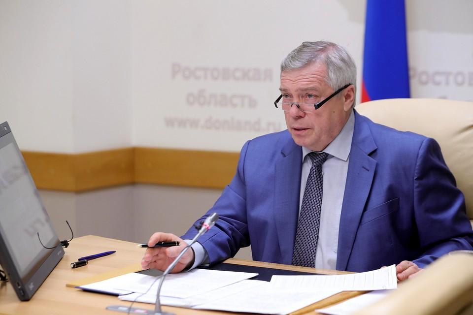 Губернатор заявил о возрастании смертности в регионе