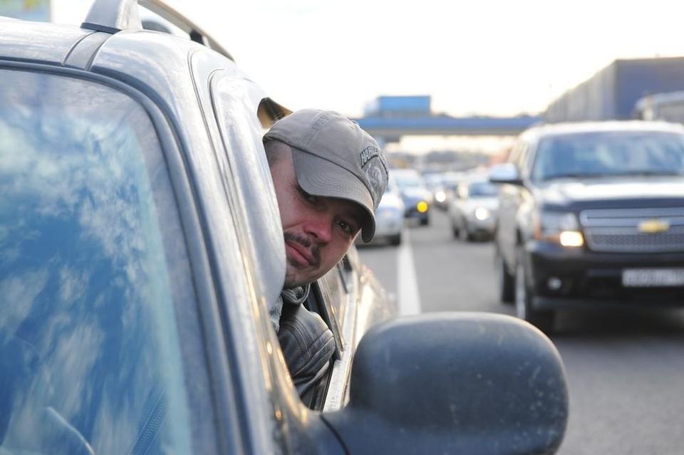 В Новосибирске пробки утром составили 3 балла.