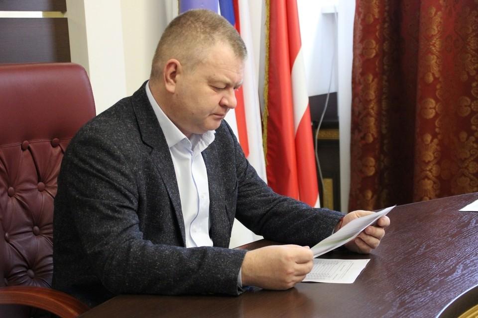 Чиновник уходит по собственной инициативе. Фото: kerch.rk.gov.ru