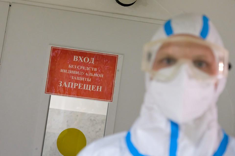 В Омске продолжает увеличиваться число заболевших ковидом.