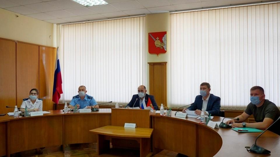 22 июля прошла внеочередная сессия Вологодской городской Думы