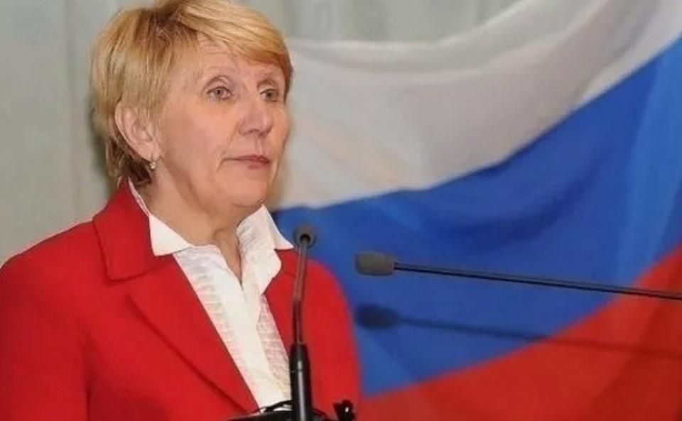 Людмила Чернова будет болеть за легкоатлетов