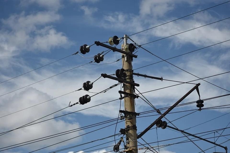 В Астрахани ликвидировали последствия аварии на электросетях
