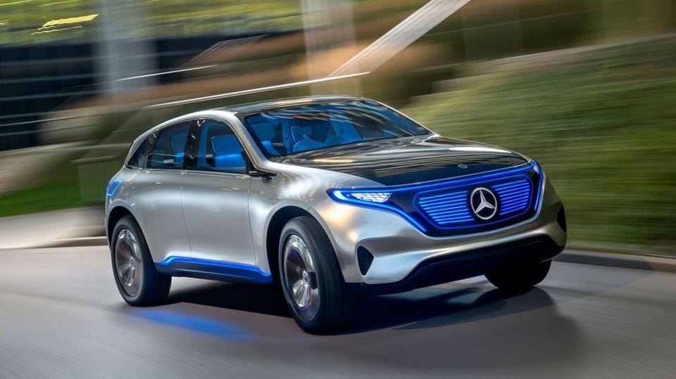 Mercedes с 2025 года полностью перейдет на выпуск электромобилей Фото: сайт Mercedes-Benz