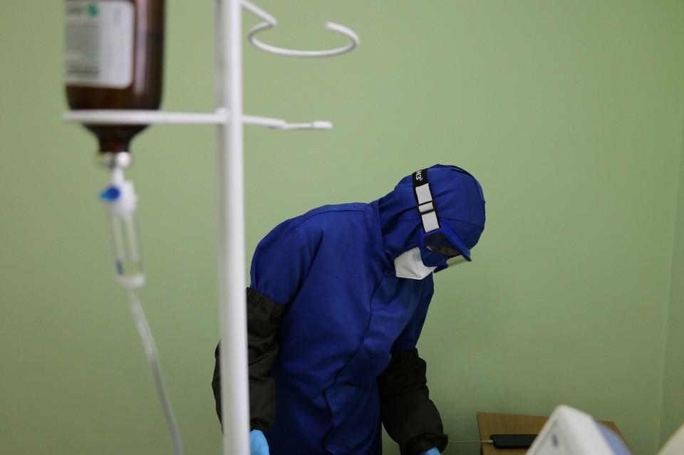 Число заболевших коронавирусом в Югре на 24 июля 2021 года увеличилось на 190 человек.