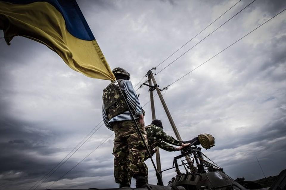 Украинские военные обстреляли окраины Донецка