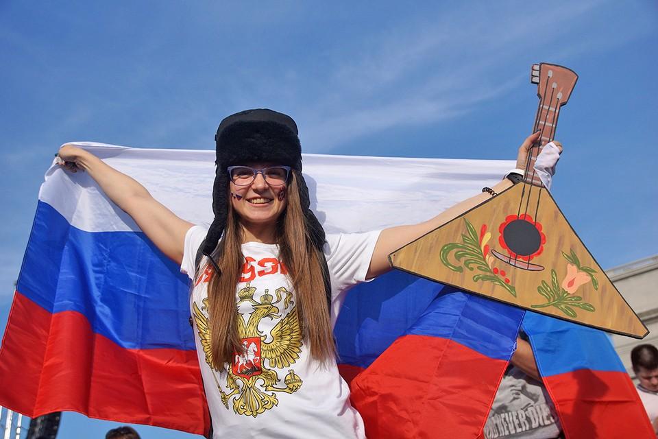 """Статистики """"нарисовали"""" портрет типичного россиянина."""
