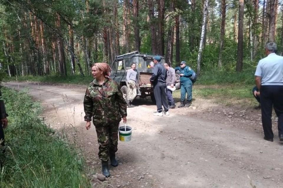 Пропавшую сельчанку нашли в 10 километрах от места пропажи