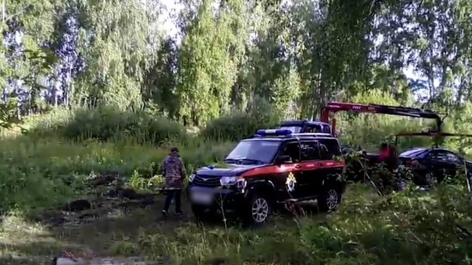 Силовики предотвратили теракт в Тюмени. Фото - Следственный комитет Российской Федерации.