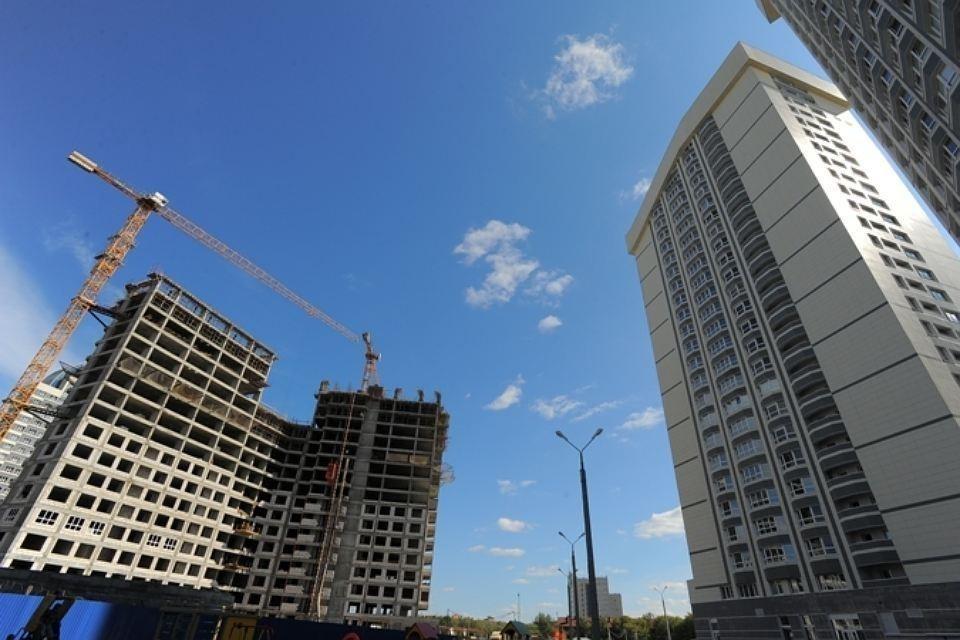 В России квартиры в новостройках подорожали за год на 21%