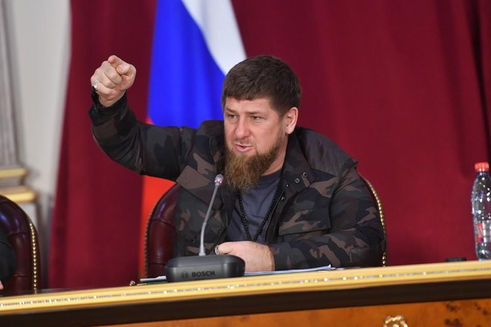 Паблики в социальных сетях встали на защиту главы Чеченской Республики