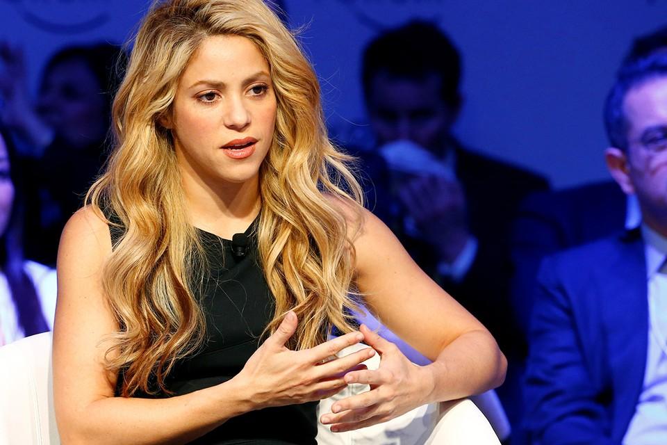 Певица Шакира не платила налоги